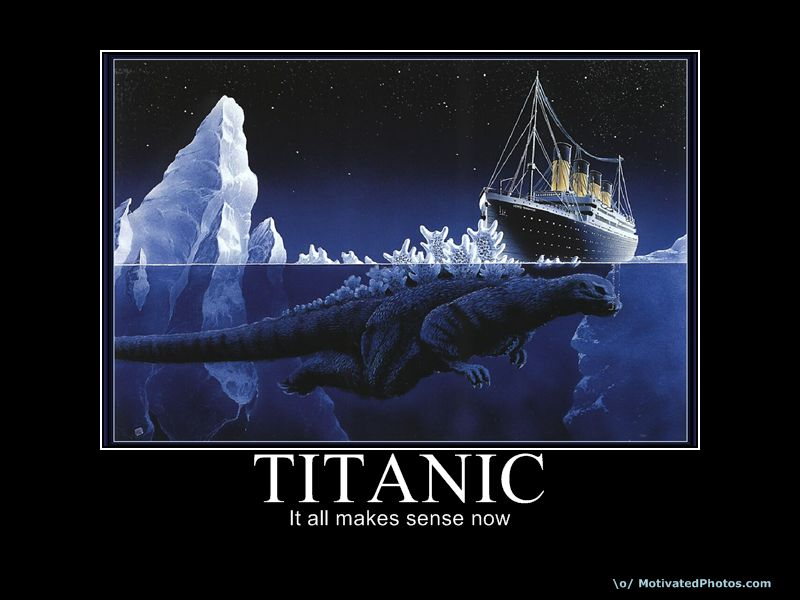 Titanic | With Just A Hint Of Learning